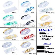 1/2'' Pin Striping Stripe Vinyl Tape Decal Sticker 12mm for cars Motorcycles