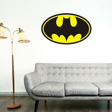 Retro Cool Batman Wall Art Vinyl Sticker Graphic Decal Bedroom Car SuperHeroes