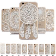 Hollow Patterned Sexy Lace PC Bumper Slim Hard Back Case Cover Skin For Apple