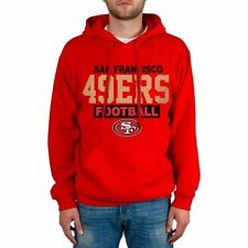 San Francisco 49ers Field Position Pullover Hoodie - Scarlet - NFL