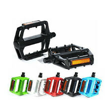 1 Pair Bike MTB Road Bicycle Pedals Platform Cycling Non-slip Aluminium Alloy