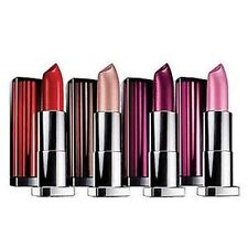 Maybelline Color Sensational Lipstick FULL SIZE Choose Your Shade