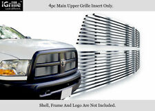 Fits 2010-2012 Dodge Ram 2500/ 3500 Stainless T304 Billet Grille