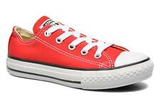 Kids's Converse Chuck Taylor All Star Core Ox Low rise Trainers in Red