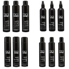 3) TIGI Dry Shampoo Lookset Hairspray Workable Hairspray Shaping Shine Spray