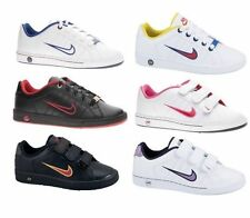 New Nike Court Tradition 2 Girls Boys Older Kids Classic Leather Tennis Trainers