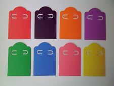 "2""x3"" Earring Display Retail Cards - Your Choice of Color & Quantity - BRAND NEW"