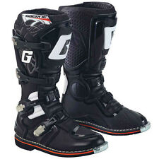 Gaerne Mens GX-1 Black Motocross Dirt Bike Motorcycle Boots