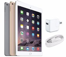 "Apple iPad Air 2nd Generation A1566 9.7"" Retina Display 64GB WiFi Tablet RF"