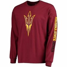 Arizona State Sun Devils Eastwood Long Sleeve T-Shirt - Maroon - College