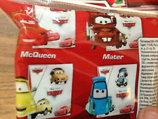 DISNEY PIXAR CARS Figurine & Magnet Set Model Car Toy Collectable NEW