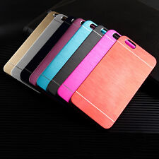For iPhone 6S 6S Plus 1PC Luxury Ultra Thin Metal Aluminum Case Cover Shell Back