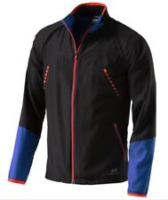 Pro Touch Men's Running Functional Jacket Rufus Zip-Off black/blue