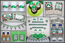 ** VERY HUNGRY CATERPILLAR Birthday Party Baby Shower Decorations Scene Setter *