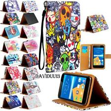 New Leather Wallet Card Stand Leather Case Cover For Various Doogee Smart Phones