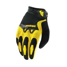 THOR Motocross Gloves SPECTRUM yellow Motocross Enduro Cross MTB Quad