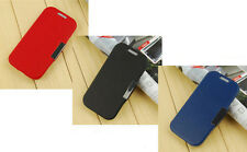 Luxury Magnetic Flip PU Leather Case Cover For Samsung Galaxy SIII S3 i9300 *CT