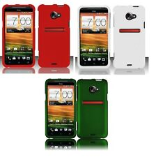Hard Protector Snap on Phone Cover Accessory for HTC Evo 4G LTE / HTC EVO ONE