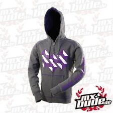 OBG ZIP Hoody Triad grey Motocross Enduro Cross MTB Quad MX FMX DH FR