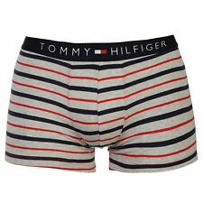 Tommy Hilfiger Mens Stripe Trunk Briefs Boxer Underwear Clothing Accessory