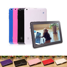 """iRULU Tablet PC 9"""" HD Screen 8GB Android 4.4 Kitkat Quad Core Wifi w/ Case Hot"""