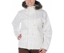 Foursquare Dahlia Jacket Womens Snowboard Ski 10k Waterproof Insulated S M