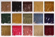 Essential Trimmings Looped Furnishing Fringe Trimming - per 12.5 metre roll (...