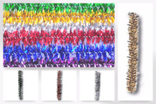 Impex Glitter Chenille Craft Pipe Cleaners - per pack of 20 (CB630-M)