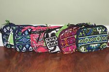 Vera Bradley SAFARI SUNSET / RHYTHM BLUES Camera MP3 iPod TECH CASE Wristlet NWT