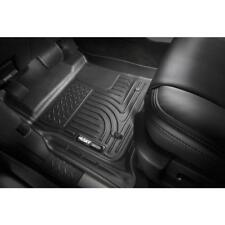 Husky Liner 98362 Grey Front & 2nd Seat Floor Liners for 2010-2012 Ford/Lincoln