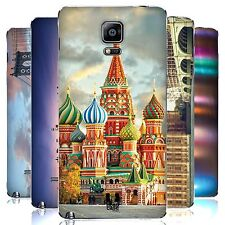 HEAD CASE DESIGNS CITY SKYLINES REPLACEMENT BATTERY COVER FOR SAMSUNG PHONES 1