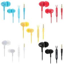 Super Bass Earphone Earbuds Headset Headphones For Mobile Cellphone Mp3 Mp4 W8FZ