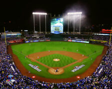 MLB Baseball Kauffman Stadium 2015 World Series Game 1 Photo Picture Print #2542