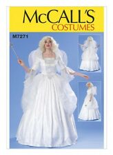 McCalls Ladies Sewing Pattern 7271 Fairy Princess Costume with Wings (McCalls...