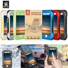 RIYO IP68 Waterproof Shockproof Dirt Snow Proof Cover Case for iPhone 6 6S N5XE