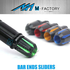 Tforce CNC Bar Ends Sliders Fit Kawasaki Ninja 650R 06-16
