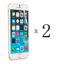 2 x Ultra Clear HD Front LCD Screen Protector Film Guard Shield For Apple iPhone