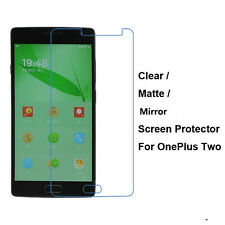 Clear / Anti-Glare / Mirror Screen Protector Cover Film Shield For OnePlus 2 Two