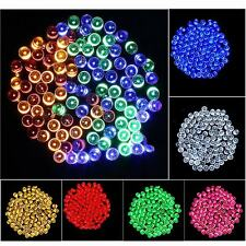 Outdoor Solar Power 200 LED 20M Solar Fairy String Light Garden Wedding Lighting
