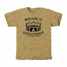Army Black Knights Stadium Tri-Blend T-Shirt - Light Gold - College