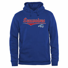 Stony Brook Seawolves American Classic Pullover Hoodie - Royal - College