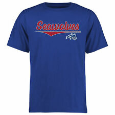 Stony Brook Seawolves American Classic T-Shirt - Royal - College