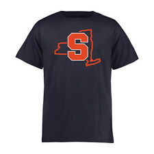 Syracuse Orange Youth Tradition State T-Shirt - Navy - NCAA