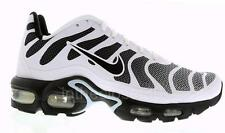Nike Air Max Plus Hyperfuse Tn Tuned 1 Mens Trainers White Black Grey 483553