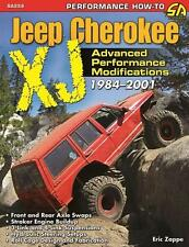 Jeep Cherokee XJ 1984-2001 Advanced Performance Modifications Dyna 60 Ford 9 in
