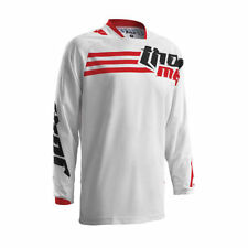 THOR MX / MTB JERSEY 2016 PHASE BEACH - white