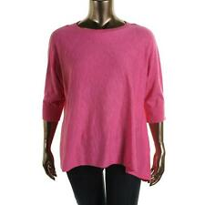 Charter Club 7137 Womens Knit Dolman Sleeve Pullover Sweater Top Plus BHFO