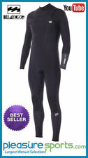 Billabong Revolution Wetsuit 3/2mm GBS SEALED SEAMS 302 Chest Zip BEST SELLER