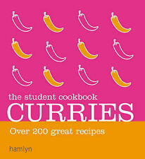 Hamlyn Curries: Over 200 of the Best Recipes (Student Cookbook) Very Good Book