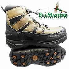 Chota Lost Creek Wading Boots/Shoes, QuickLace, Stud-Ready - FlyMasters